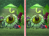 Игра Приключения Флика: 6 отличий
