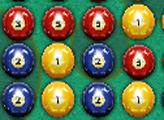 Игра Бильярдные шары