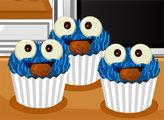 Игра Кулинарное безумие: печенье-монстры