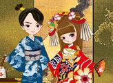 Игра Королевская японска пара