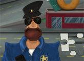 Игра Лошадь-полицейский - пазл