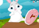 Игра Пасхальный кролик получил травму