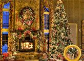 Игра Поиск цифр в канун Рождества
