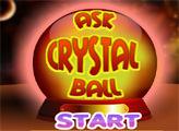 Игра Задай вопрос магическому шару