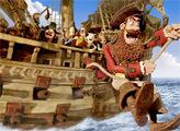 Игра Пираты! Банда неудачников - плиточный пазл