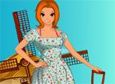 Игра Двольная девушка с ферми