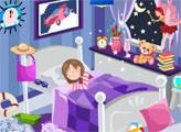 Игра Детская спальня с феями