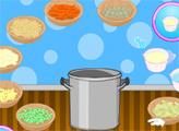 Игра Кухни разных стран: Япония - Японский луковый суп
