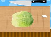 Игра Кухни разных стран: Китай - Яичный рулет
