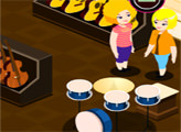 Игра Магазин инструментов Рокси
