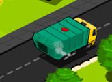 Игра Чистый зелёный город