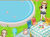 Игра Детский день
