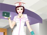 Игра Правильные наряды - госпиталь