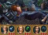 Игра Темная сторона леса