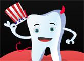 Игра Декор для зуба