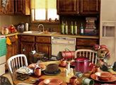 Игра День уборки на кухне