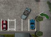 Игра Парковка в стром городе