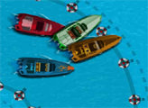 Игра Беглецы на лодках