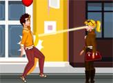 Игра Флирт на улице