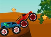 Игра Мощные грузовики