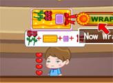 Игра Цветочный магазин