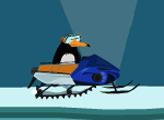 Игра Поймай этого пингвина!