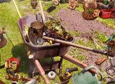 Игра Мой весенний сад