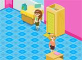 Игра Швейный магазины Самиры