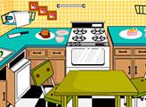 Игра Погром на кухне