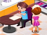 Игра Кафе в аэропорту