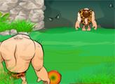 Игра Доисторические пенальти