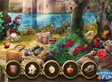 Игра Цитадель сад
