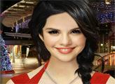 Игра Знаменитости: Рождество Селены Гомес