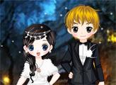 Игра Зимняя ночная свадьба