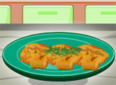 Игра Кулинарный мастер: кукурузные оладьи