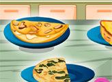 Игра Кулинарный мастер: лёгкий омлет
