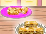 Игра Кулинарный мастер: закуска