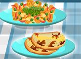 Игра Кулинарный мастер: поздний завтрак