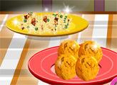 Игра Кулинарный мастер: званый ужин