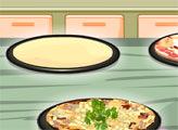 Игра Кулинарный мастер: время пиццы