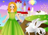 Игра Принцесса единорогов