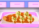 Игра Кулинарный мастер: Супер начос