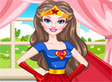 Игра Шарм супергероя