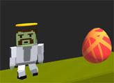 Игра Зомби собиратель яиц