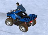 Игра Снегоход 3Д