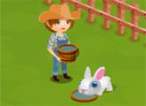 Игра Ферма кроликов