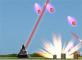 Игра Атака пасхальных яиц из космоса