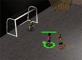 Игра Уличный футбол