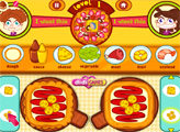 Игра Конкурс пицц