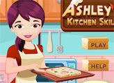 Игра Кулинарное мастерство Эшли